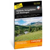 Calazo GÄDDEDE, HOTAGSFJÄLLEN &  SKALSTUGAN  -