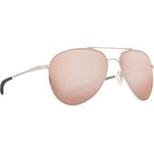 Costa Del Mar COOK - BRUSHED PALLADIUM FRAME  -