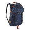 Patagonia ARBOR PACK 26L Unisex - ELWHA IKAT: NAVY BLUE