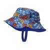 Patagonia BABY SUN BUCKET HAT Barn - DOGFISH: IMPERIAL BLUE