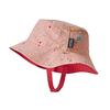 Patagonia BABY SUN BUCKET HAT Barn - SEQUOIA SPLATTER: FEATHER PINK