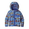 Patagonia BABY BAGGIES JKT Barn - DOGFISH: IMPERIAL BLUE