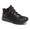 Keen EXPLORE MID WP Dam - BLACK/STAR WHITE