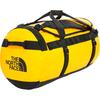 The North Face BASE CAMP DUFFEL - L Unisex - SUMMIT GOLD/TNF BLACK