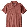 Patagonia M' S BACK STEP SHIRT Herr - OWENS: NEW ADOBE