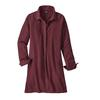 Patagonia W' S FJORD DRESS Dam - JASPE TWIST: DARK CURRANT