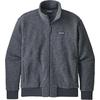 Patagonia M' S WOOLYESTER FLEECE JACKET Herr - FORGE GREY