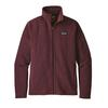 Patagonia W' S BETTER SWEATER JKT Dam - DARK CURRANT