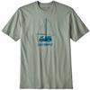 M' S LIVE SIMPLY WIND POWERED RESPONSIBILI-TEE 1