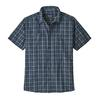 Patagonia M' S BACK STEP SHIRT Herr - FOUNDER: STONE BLUE
