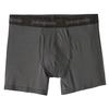 Patagonia M' S ESSENTIAL BOXER BRIEFS - 3 IN. Herr - FORGE GREY