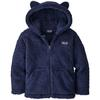 Patagonia BABY FURRY FRIENDS HOODY Barn - NEO NAVY