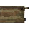 Patagonia ZIPPERED POUCH Unisex - BEAR WITNESS CAMO HZ: SAGE KHA