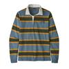 M' S L/S LW RUGBY SHIRT 1