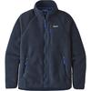 Patagonia M' S RETRO PILE JACKET Herr - NEW NAVY