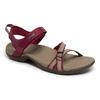 Teva VERRA Dam - ANTIGUOUS RED PLUM