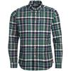 Barbour HIGH CHECK 31 TAILORED Herr - GREEN
