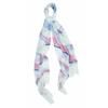 Barbour TWO TONE WRAP Dam - BLUE/PINK STRIP