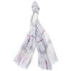 Barbour BARBOUR SUMMER DRESS WRAP Dam - PLATINUM TARTAN