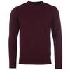 Barbour PATCH CREW - MERLOT MARL