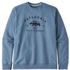 M' S ARCHED FITZ ROY BEAR UPRISAL CREW SWEATSHIRT 1