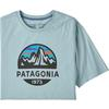 Patagonia M' S FITZ ROY SCOPE ORGANIC T-SHIRT Herr - BIG SKY BLUE