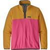 Patagonia M' S MICRO D SNAP-T P/O Herr - ULTRA PINK