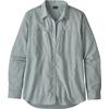 Patagonia W' S LW A/C BUTTONDOWN Dam - SIMPLE DIMPLE: BERLIN BLUE