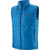 Patagonia M' S NANO PUFF VEST Herr - ANDES BLUE W/ANDES BLUE