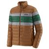 Patagonia M' S DOWN SWEATER Herr - BEECH BROWN