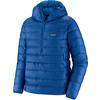 Patagonia M' S DOWN SWEATER HOODY P/O Herr - SUPERIOR BLUE