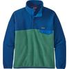 Patagonia M' S LW SYNCH SNAP-T P/O - EU FIT Herr - EELGRASS GREEN