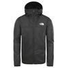 The North Face M CYCLONE 2 HOODIE Herr - TNF BLACK/TNF WHITE