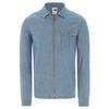 The North Face M L/S BERKELEY CHAMBRAY SHIRT Herr - MEDIUM INDIGO CHAMBRAY
