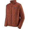 Patagonia M' S NANO PUFF JACKET Herr - BARN RED