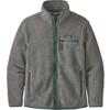 Patagonia W' S RETRO PILE JACKET Dam - SALT GREY