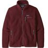 Patagonia W' S RETRO PILE JACKET Dam - CHICORY RED