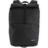 Patagonia ARBOR ROLL TOP PACK Unisex - BLACK