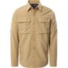 The North Face M L/S SEQUOIA SHIRT Herr - MOAB KHAKI