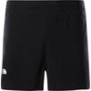 The North Face M FLIGHT STRIDELIGHT 2 IN 1 SHORT Herr - TNF BLACK