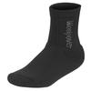 Woolpower KIDS SOCKS LOGO 400G Barn - BLACK