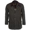 Barbour BARBOUR BRISTOL WAX JACKET - OLIVE