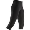 Icebreaker W RUSH 3/4 TIGHT Dam - BLACK