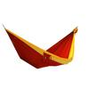 Ticket To The Moon KINGSIZE HAMMOCK - BURGUNDY/YELLOW