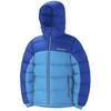 Marmot GIRL' S GUIDES DOWN HOODY Barn - METHYL/NAVY