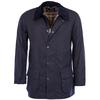 Barbour BARBOUR BRISTOL WAX JACKET - NAVY
