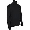 MENS TECH TOP LS HALF ZIP 1