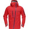Norröna M LOFOTEN GORE-TEX ACTIVE SHELL JACKET Herr - TASTY RED