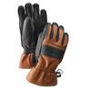 Hestra FÄLT GUIDE GLOVE - 5 FINGER Unisex - BROWN/BLACK