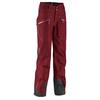 Elevenate BACKSIDE PANT Dam - CARDINAL RED